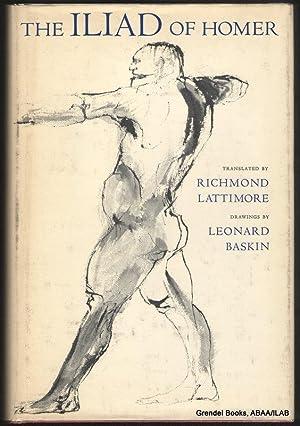 Iliad of Homer.: Richmond Lattimore) HOMER.