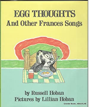 Egg Thoughts and Other Frances Songs.