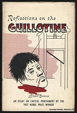 Reflections on the Guillotine.
