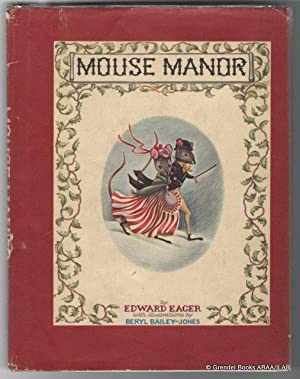 Mouse Manor.: EAGER, Edward.