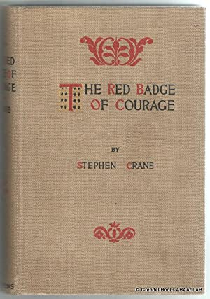 Red Badge of Courage: An Episode of: CRANE, Stephen.
