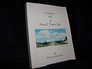 Journey of a Small Town Boy: McCarey, Wayne