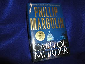 Capitol Murder: A Novel of Suspense