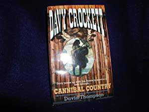 Davy Crockett: Cannibal Country