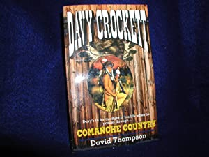 Davy Crockett: Comanche Country