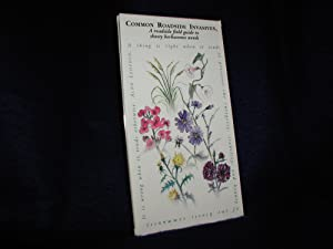 Common Roadside Invasives: A Roadside Field Guide to Showy Herbaceous Weeds