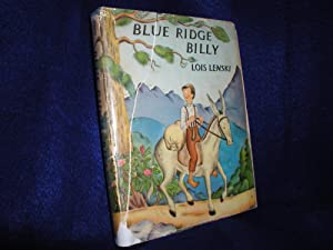 Blue Ridge Billy: Lenski, Lois