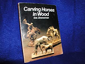 Carving Horses in Wood