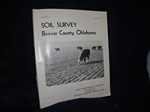 Soil Survey Beaver County, Oklahoma