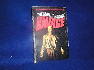 The Man of Bronze: Doc Savage #1: Robeson, Kenneth