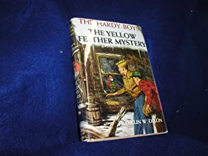 The Yellow Feather Mystery: Hardy Boys Mystery Stories #33