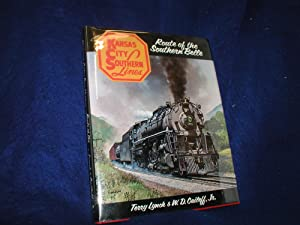 Kansas City Southern: Route of the Southern Belle