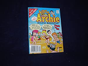 Little Archie Digest Magazine No. 44