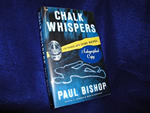 Chalk Whispers: A Fey Croaker LAPD Crime Novel