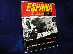 Espana En Llamas 1936: Mugarza, Bernardo Gil