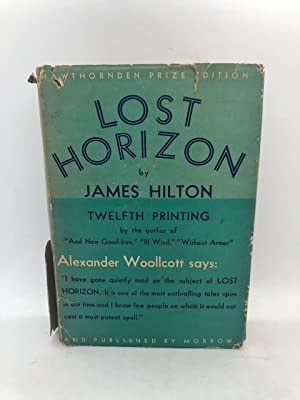 Lost Horizon - Hawthornden Prize Edition