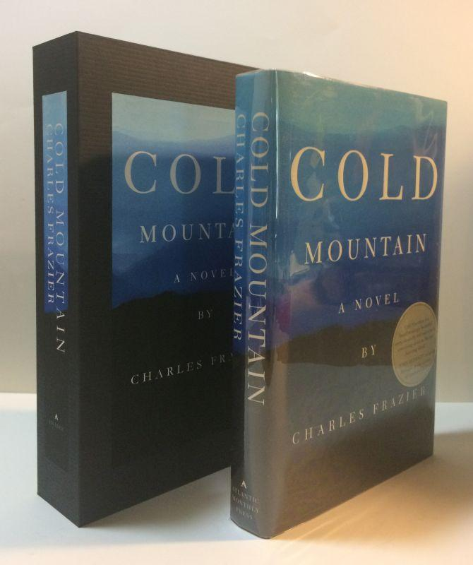 COLD_MOUNTAIN_Custom_Display_Case_Frazier,_Charles_[New]_[Hardcover]