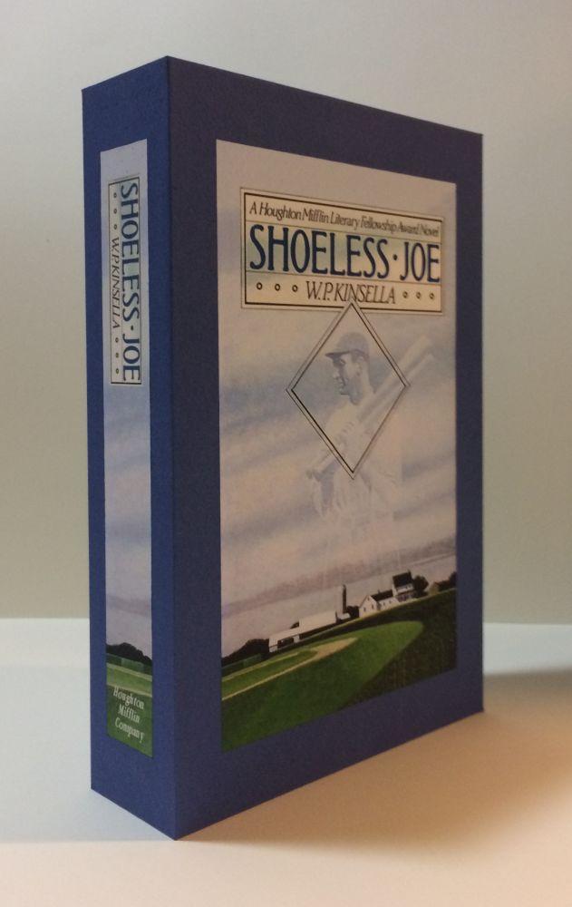 SHOELESS_JOE_Custom_Display_Case_Kinsella_W_P_New_Hardcover