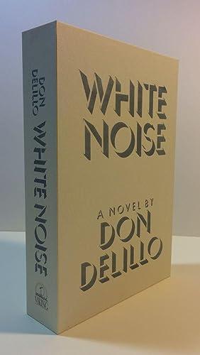 WHITE NOISE Custom Display Case: Delillo, Don