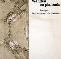 Wanden en plafonds, Tekeningen uit de verzameling