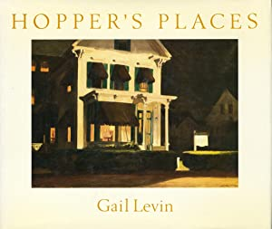 Hopper's Places (HARDCOVER FIRST ED): Levin, Gail