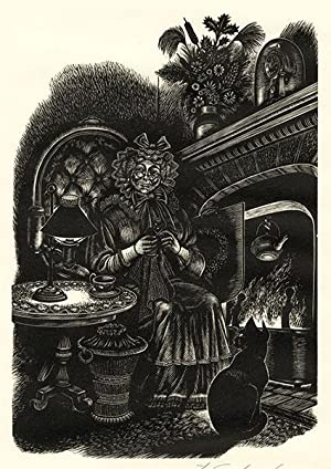 MRS> FAIRFAX (from JANE EYRE): FRITZ EICHENBERG