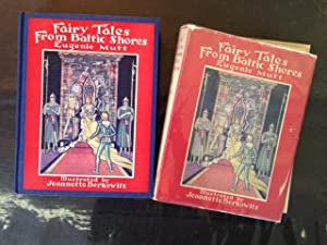Fairy Tales From Baltic Shores: Folk-lore Stories: Eugenie Mutt