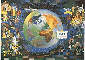 SAS, The Global Airline.: UTHAUG, JØRLEIF (1911-1990):
