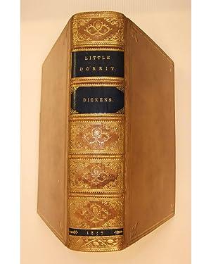 Little Dorrit. 2 vols.: DICKENS, CHARLES: