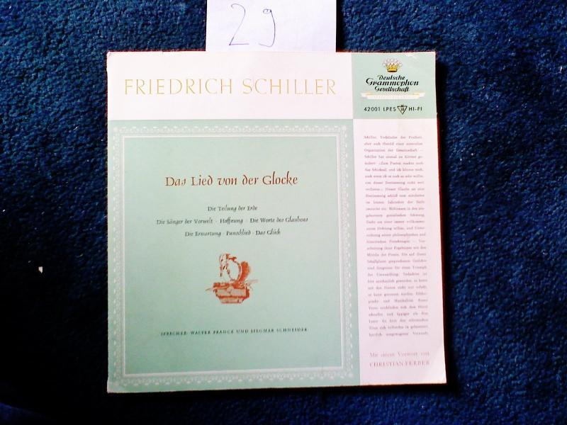 Le chant de la cloche - Friedrich Schiller (von)