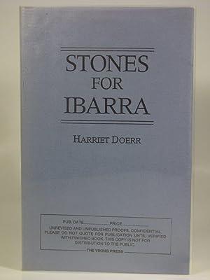 Stones for Ibarra: Doerr, H.