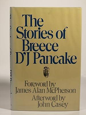 Stories of Breece D'J Pancake: Pancake, B.
