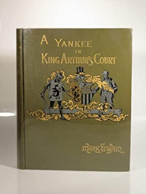 A Connecticut Yankee in King Arthur's Court: Twain, M.
