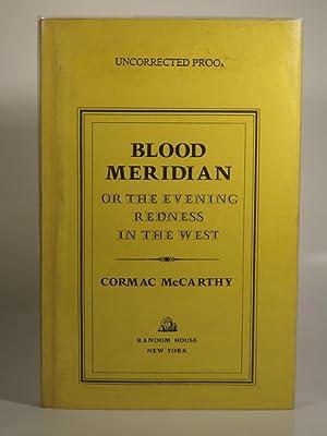 Blood Meridian: McCarthy, C.