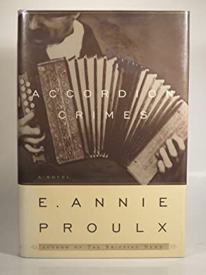 Accordion Crimes: Proulx, E.A.