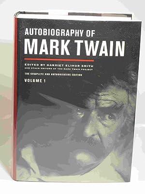 Mark Twain Autobiography First Edition Abebooks