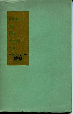 CHRIST IN THE BREAD LINE. A Book of Poems for Christmas and Lent.: Porter, Kenneth W., Seymour ...