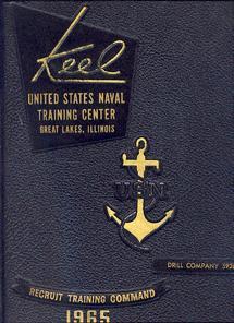 The Keel. The Story of Recruit Training: Albert Love).