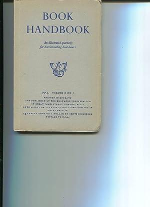Book Handbook. An Illustrated Quarterly for Discriminating: Horrock, Reginald, et