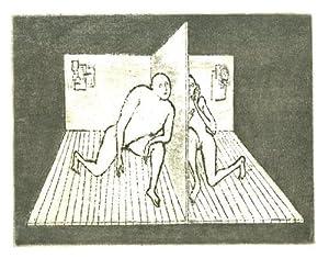 Chambres D'Inquietudes. Dix Eaux-Fortes de Lars Bo.: Cogniat, Raymond.