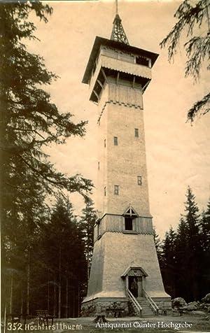 Schwarzwald Hochfirstthurm. Bildnummer 352.