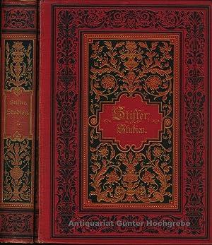 Studien. Ausgabe in zwei Bänden.: Stifter, Adalbert: