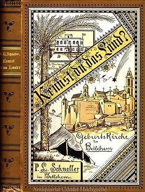 Kennst du das Land? Bilder aus dem gelobten Lande zur Erklärung der heiligen Schrift.: ...