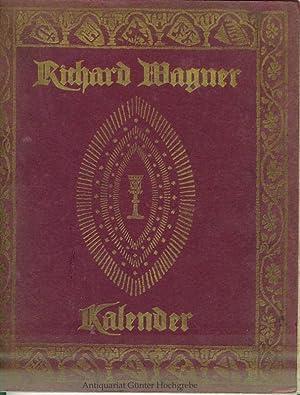 Richard Wagner Kalender (für das Jahr 1914)