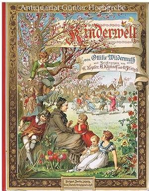 Aus der Kinderwelt. Ein Buch für jüngere Kinder.: Wildermuth, Ottilie:
