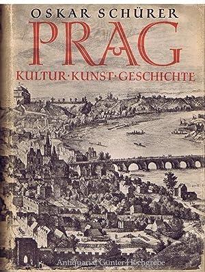 Prag. Kultur, Kunst, Geschichte.: Schürer, Oskar: