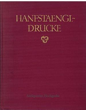 Hanfstaengl-Drucke. Nach Bildwerken alter und neuer Kunst.
