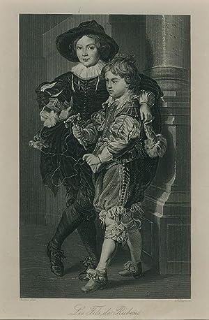 Die Söhne Rubens / La Fille de Rubens.: Rubens: