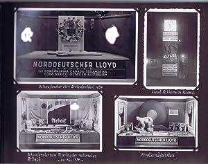 Fotoalbum aus den 30-Jahren mit ca. 230 s/w-Aufnahmen. Ca. 213 gesteckt, 19 lose, ü...