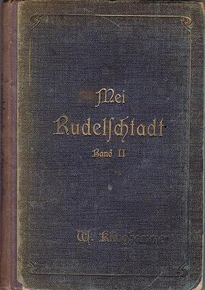 Mei Rudelschtadt. Gesammelte Dichtungen in heimischer Mundart.: Klinghammer, Waldemar: